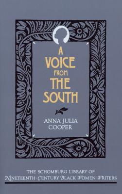 Download online for free A Voice from the South PDF by Anna Julia Cooper
