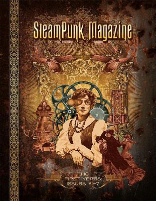 Steampunk Magazine: The First Years: Issues #1 7