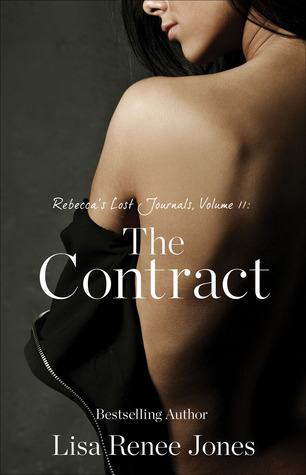 Rebecca's Lost Journals, Volume 2: The Contract (Inside Out Trilogy)