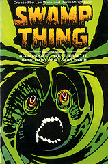 Swamp Thing Volume Seven by Alan Moore
