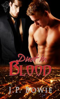 Duet in Blood by J.P. Bowie