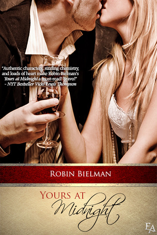 Post thumbnail of Review: Yours at Midnight by Robin Bielman