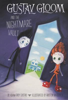 Gustav Gloom and the Nightmare Vault (Gustav Gloom, #2)