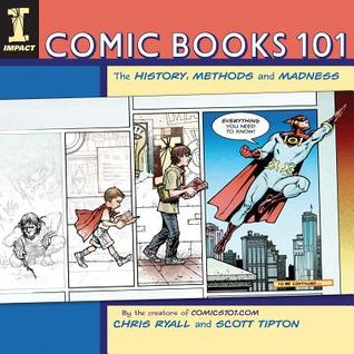 Comic Books 101 by Chris Ryall