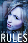 Cover of The Rules (Project Paper Doll, #1)