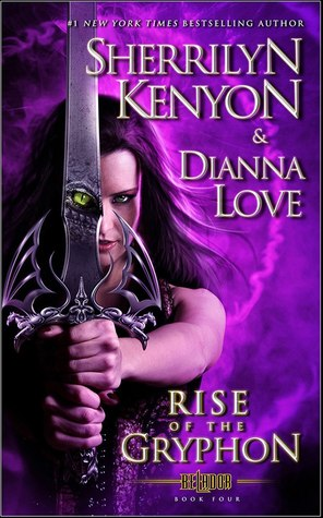 Rise of the Gryphon (Belador, #4)