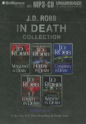 J. D. Robb in Death Collection 2 by J.D. Robb