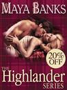 The Highlander Series 3-Book Bundle (McCabe Trilogy, #1-3)