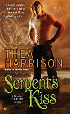 Serpent's Kiss (Elder Races #3)