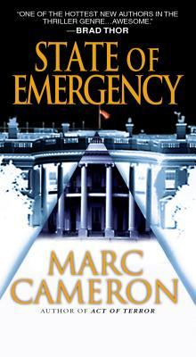 State of Emergency (Jericho Quinn #3) - Marc Cameron