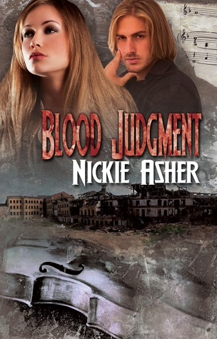 Blood Judgment by Nickie Asher