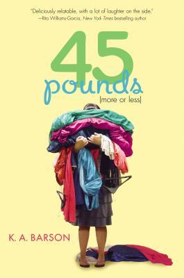 45 Pounds by K.A. Barson