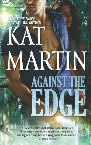 Against the Edge (Raines of Wind Canyon #8) - Kat Martin
