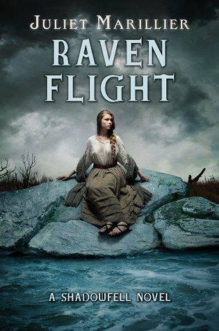 Raven Flight (Shadowfell, #2)