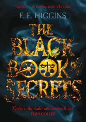 The Black Book of Secrets (Tales From The Sinister City, #1)