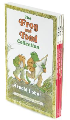 The Frog and Toad Collection Box Set (I Can Read Book 2) Frog and Toad All Year / Frog and Toad Are Friends / Frog and Toad Together