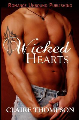 Wicked Hearts by Claire Thompson