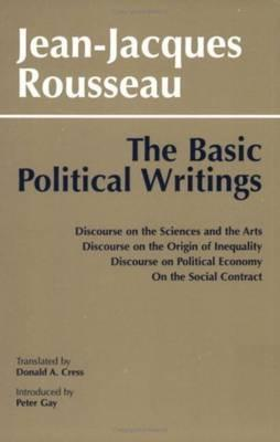 The Basic Political Writings by Jean-Jacques Rousseau
