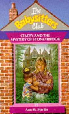 Stacey and the Mystery of Stoneybrook (The Babysitters Club, #35)