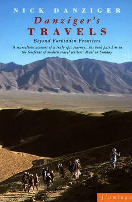 Danzigers Travels: Beyond Forbidden Frontiers Paladin Books