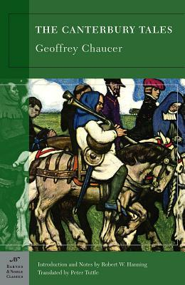 Download The Canterbury Tales (Barnes & Noble Classics Series) by Geoffrey Chaucer, Robert Hanning PDF