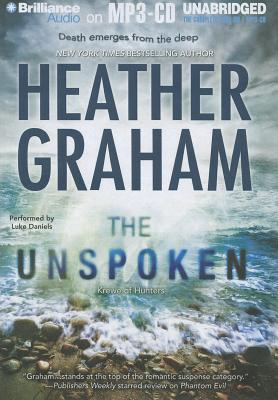 The Unspoken (Krewe of Hunters, #7)