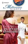 An Affair to Remember (Mediterranean Nights #5)