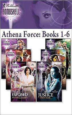 Athena Force: Books 1-6 (Athena Force) (Silhouette Bombshell)