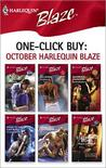 One-Click Buy: October 2008 Harlequin Blaze