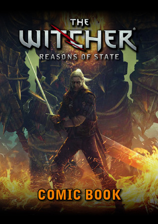 The witcher new book covers