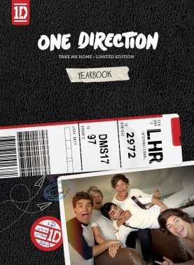 Take Me Home Limited Yearbook Edition