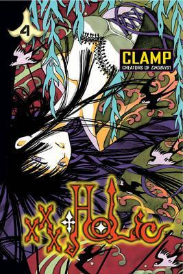 XXXHolic, Volume 4 by CLAMP