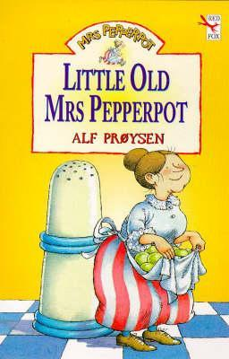 Little Old Mrs Pepperpot by Alf Prøysen