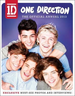 One Direction: The Official Annual 2013 One Direction Scrapbook