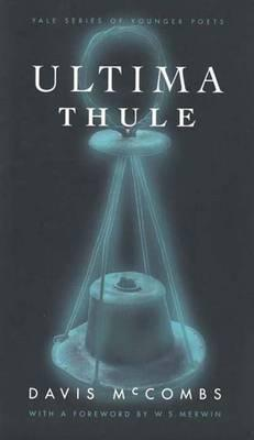 Free download Ultima Thule by Davis McCombs PDF