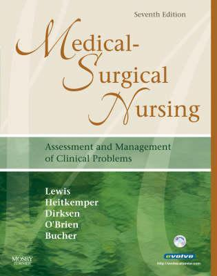 Medical-Surgical Nursing (Single Volume) by Sharon L. Lewis