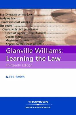 Glanville Williams by Glanville L. Williams