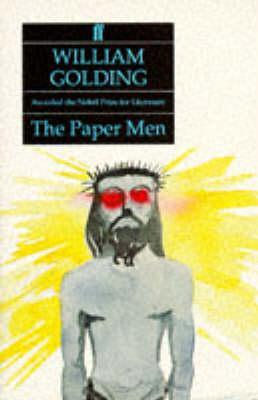 The Paper Men by William Golding