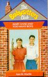 Mary Anne and Too Many Boys (The Babysitters Club, #34)