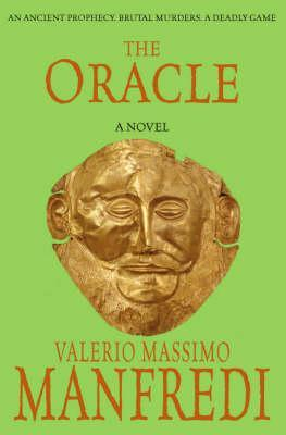The Oracle by Valerio Massimo Manfredi