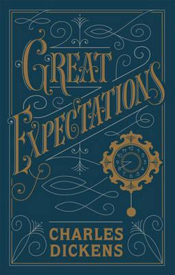 Charles Dickens Great Expectations Book Cover