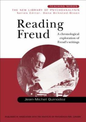 Reading Freud: A Chronological Exploration of Freud