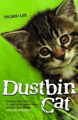 Dustbin Cat by Ingrid Lee