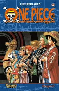 One Piece, Bd.22, Hope!! by Eiichiro Oda