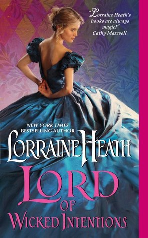 Lord of Wicked Intentions (The Lost Lords of Pembrook, #3)