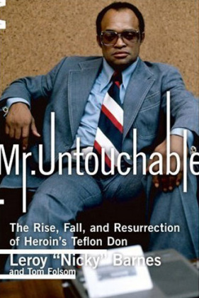 Mr. Untouchable by Leroy Barnes