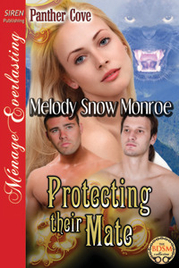 Protecting Their Mate(Panther Cove, #1)