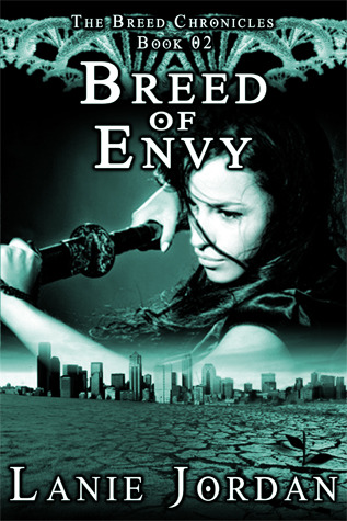Breed of Envy (The Breed Chronicles, Book 02)