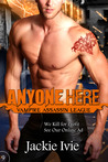 Anyone Here (Vampire Assassin League Book #9)