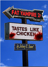 Tastes Like Chicken (Fat Vampire, #2)
